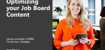 Optimizing your job board content