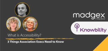 What is accessibility? 3 things association execs need to know.
